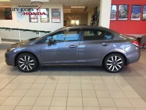 2014 Honda Civic Sedan Touring  - Navigation -  Sunroof - $107.7