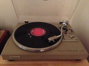 Pioneer PL-514 with Shure M75d; Excellent Sounding Turntable
