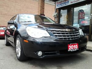 2010 Chrysler Sebring LIMITED,AUTO,LEATHER,SUNROOF,BLUETOOTH.