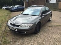 RENAULT LAGUNA EXPRESSION AUTO 2003 68k CLEAN CAR