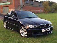2004 BMW 318 CI Sport Swap P/X
