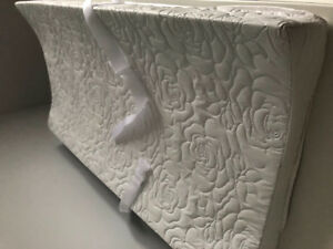Infant changing pad never used