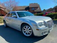 CHRYSLER 300C CRD AUTOMATIC 2006 HEATED LEATHER SEATS SUNROOF PARKING SENSORS