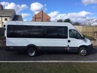 IVECO DAILY 3.0 17 SEATER MINIBUS WITH WHEELCHAIR LIFT
