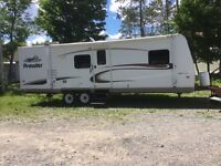 2004 25 ft with large slide Prowler. Great Price