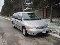 2003 Ford Windstar - wheelchair accessible