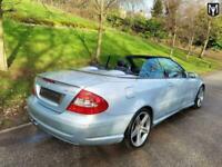 2007 Mercedes-Benz CLK CLK63 AMG Auto Convertible Petrol Automatic