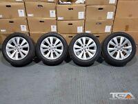 """16"""" VW Golf MK7 Twin Spoke Alloy Wheels"""