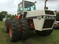 4490 Case 4WD Tractor with PTO