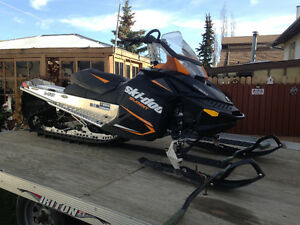 2013 SKI-DOO Summit 600 snowmobile for sale Revelstoke British Columbia image 1