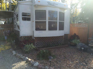 For sale at Candle Lake Golf Resort RV park