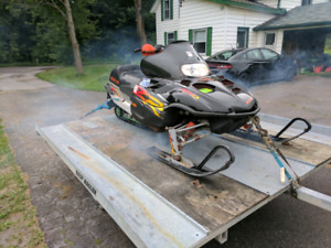 2002 arctic cat ZR 800 cross country