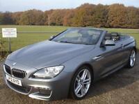 BMW 640 3.0 640d M SPORT
