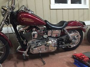 2005 dyna fdxli like new