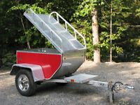 2009 trailer motorcycle /small car /excellent condition /reduced