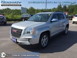 2016 GMC Terrain SLE-2  - out of province -  Bluetooth - $165.29