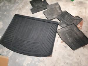 Ford Escape Winter Floor Mats