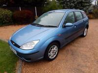 CHEAP CAR - 2002 02 Ford Focus 1.6 i 16v LX 5dr
