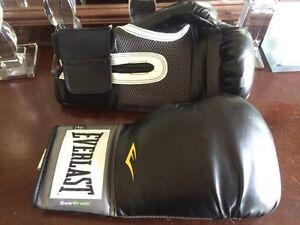 New everlast 14 oz ever fresh boxing gloves
