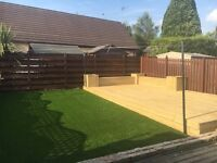 For all your Fencing, Decking, Artificial Grass & Landscaping needs we won't be beat on Price