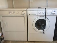 Frigidaire front load washer / dryer