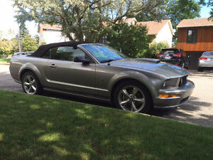 2009 Ford Mustang GT Cabriolet