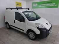 WHITE PEUGEOT BIPPER 1.2 HDI PROFESSIONAL ***from £83 per month***