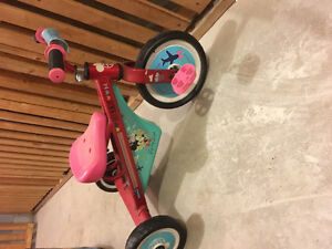 Minnie Mouse tri-cycle