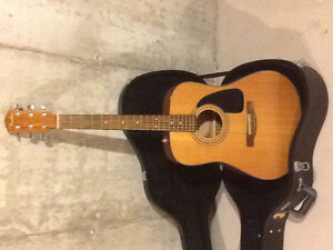 Fender CD 60Nat acoustic guitar