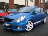 2007 07-Reg Vauxhall Corsa 1.6 VXR,ARDEN BLUE,RECARO SEATS,FSH,MUST SEE!!!!!