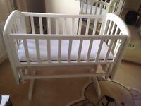 John Lewis Anna gliding crib