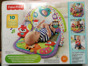 Infant Play Gym - Fisher Price (NEVER OPENED)