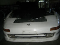 TOYOTA MR2 SW20 FRONT END CONVERSION NOSE JDM SW20 NOSE CUT