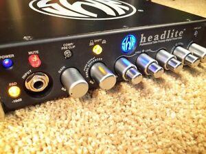 SWR Headlite Amplificateur pour Basse