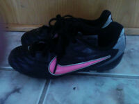 Soccer Cleats - Nike size 12
