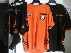 3 piece Soccer Referee Set XL/Ens 3mcx Arbitre