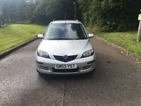 mazda 2 ts2 Long mot,Low miles