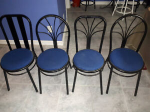 parlor chairs  $50