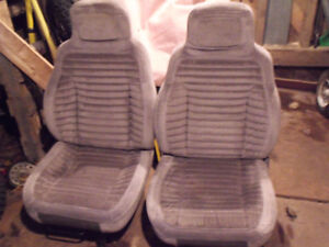 Jeep Front Bucket Seats