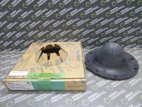 "NEW 4"" Saunders KB6 DN 150 Replacement Valve Diaphragm 425 EPM"