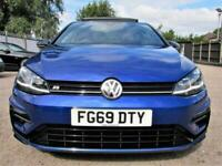 Volkswagen Golf 2.0 TSI R DSG 4Motion