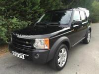 2008 LAND ROVER DISCOVERY 3 2.7 TDV6 HSE AUTOMATIC 7 SEATER 4X4 TURBO DIESEL