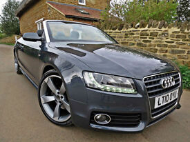 2010 AUDI A5 2.0 TFSI S-LINE ( 211ps ) JUST SERVIVED !!