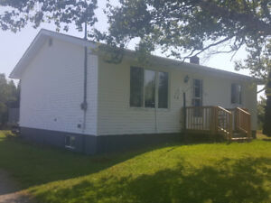 Country Bungalow on an acre plus lot