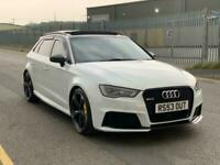 2015 Audi RS3 2.5 TFSI RS 3 Quattro 5dr S Tronic HATCHBACK Petrol Automatic