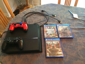 PS4 Regular Good Condition
