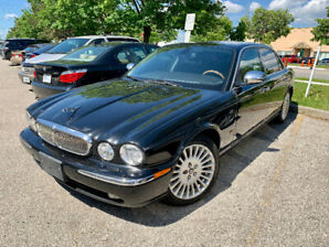 2006 JAGUAR XJ8 -VANDEN PLAS-LONG WHEEL BASE-FULLY LOADED