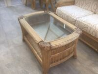 Conservatory large coffee table