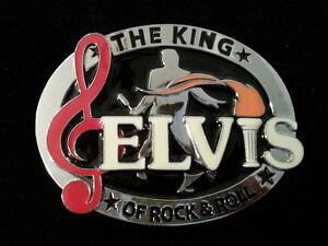 Elvis Belt Buckle