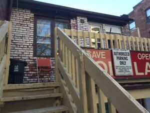 One Bedroom apt for rent near St clair west Subway